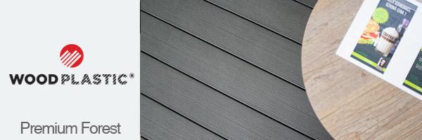 WoodPlastic Premium Forest WPC teraszburkolat rendszer árak