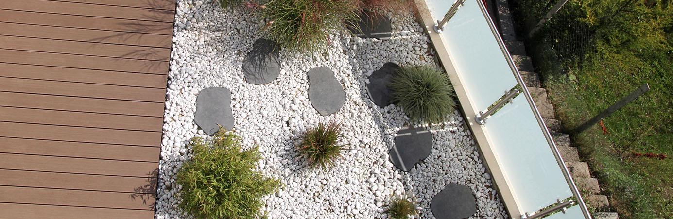 Naturnahe WPC Terrassendielen