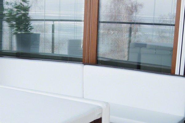Terasz modern bútorokkal